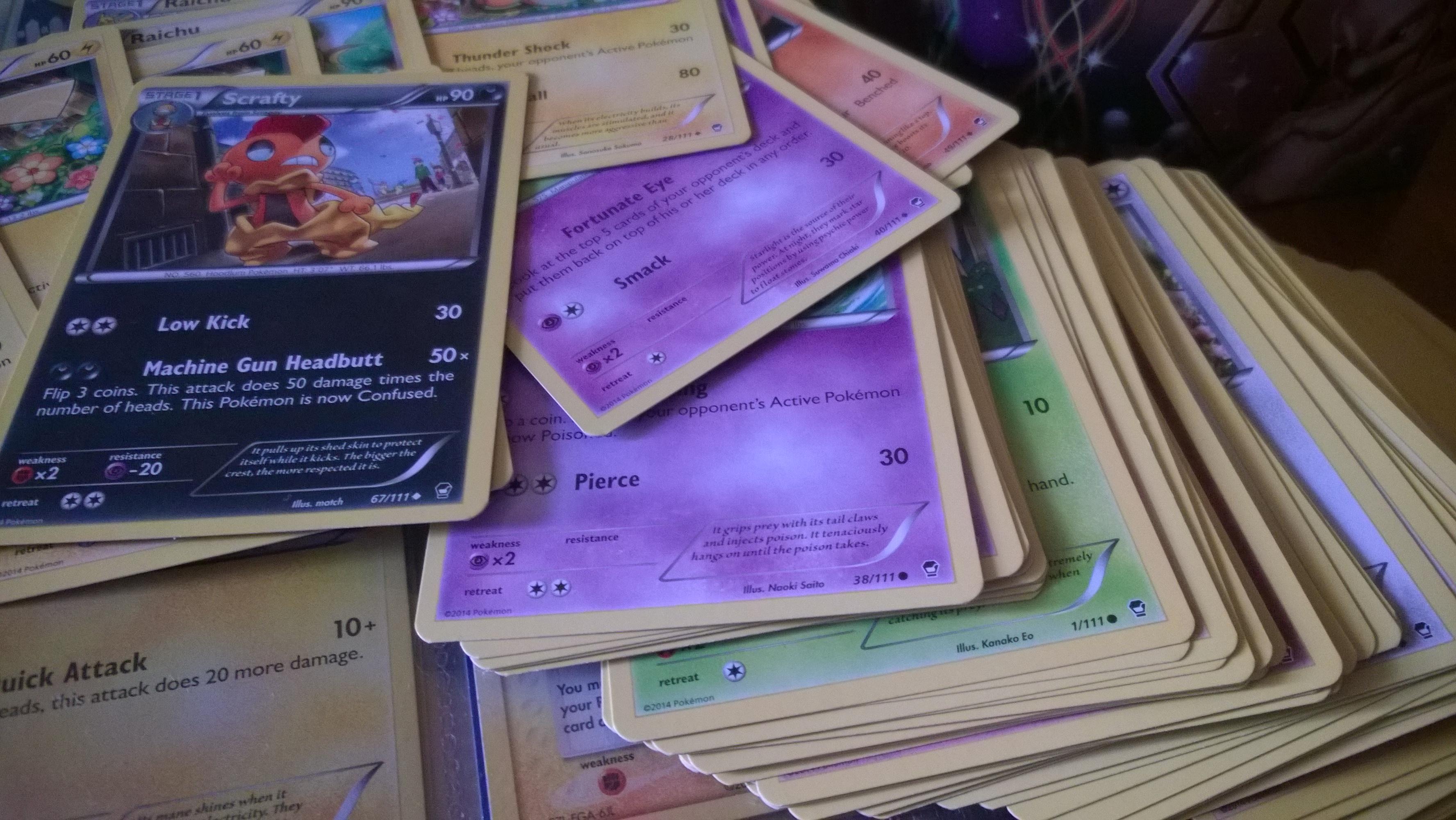 Pisz artykuły, zgarniaj karty Pokemon TCG!