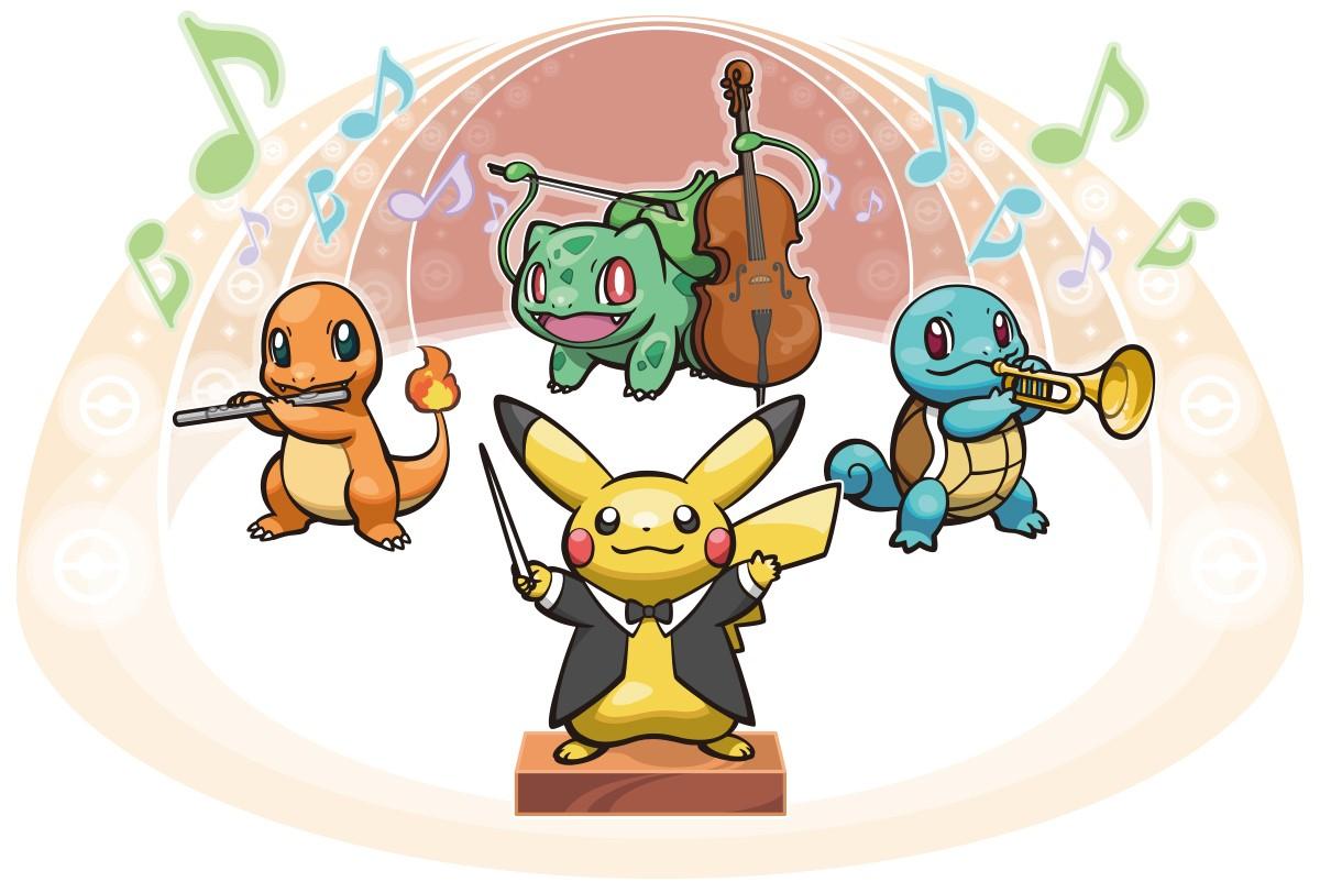 Muzyka w uniwersum Pokemon