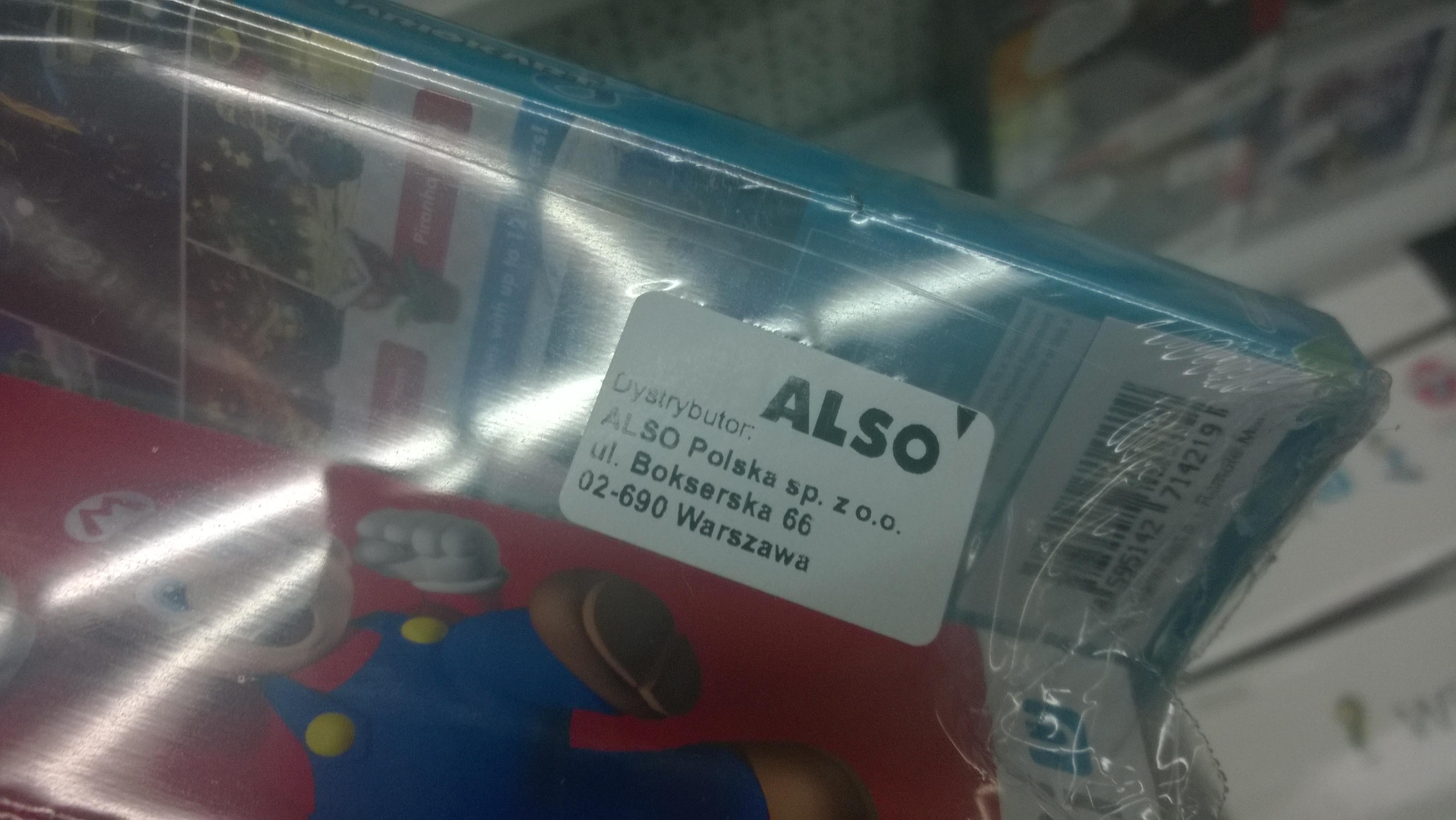 Produkty Nintendo w Polskich sklepach – aktualizacja