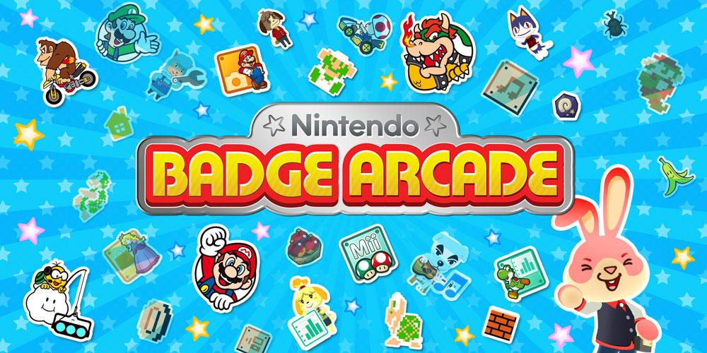 """Prywatna """"recenzja"""" Nintendo Badge Arcade"""