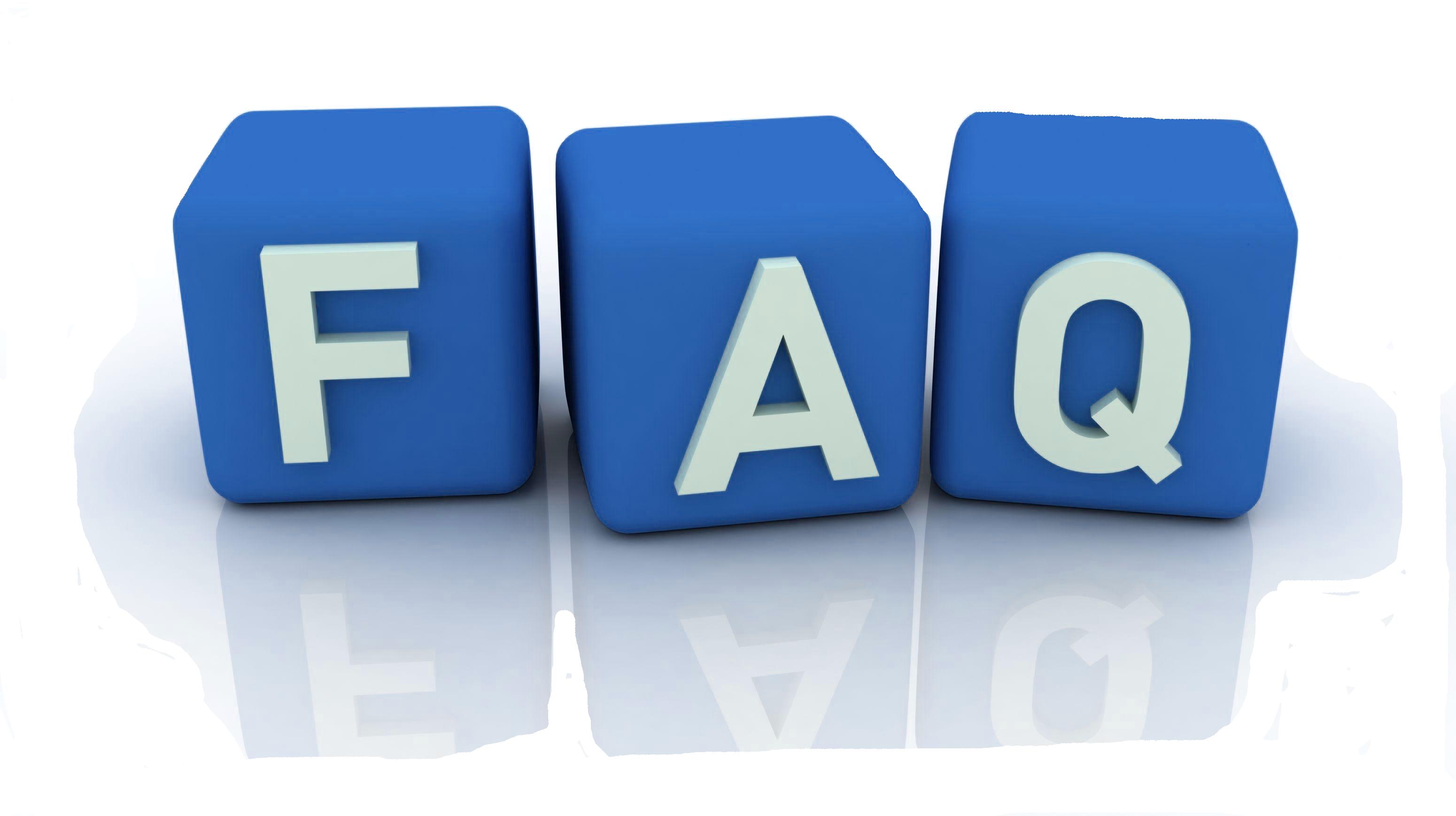 FAQ – Q&A