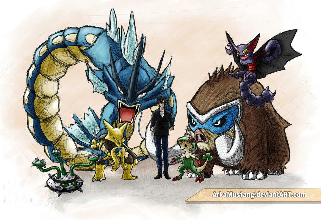 Znajomi i Teamy (drużyny) w Pokemon GO
