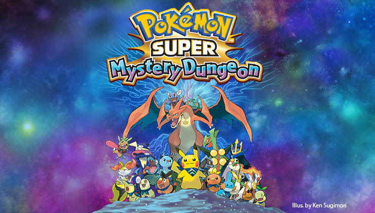 Pokemon Super Mystery Dungeon – Megarecenzja