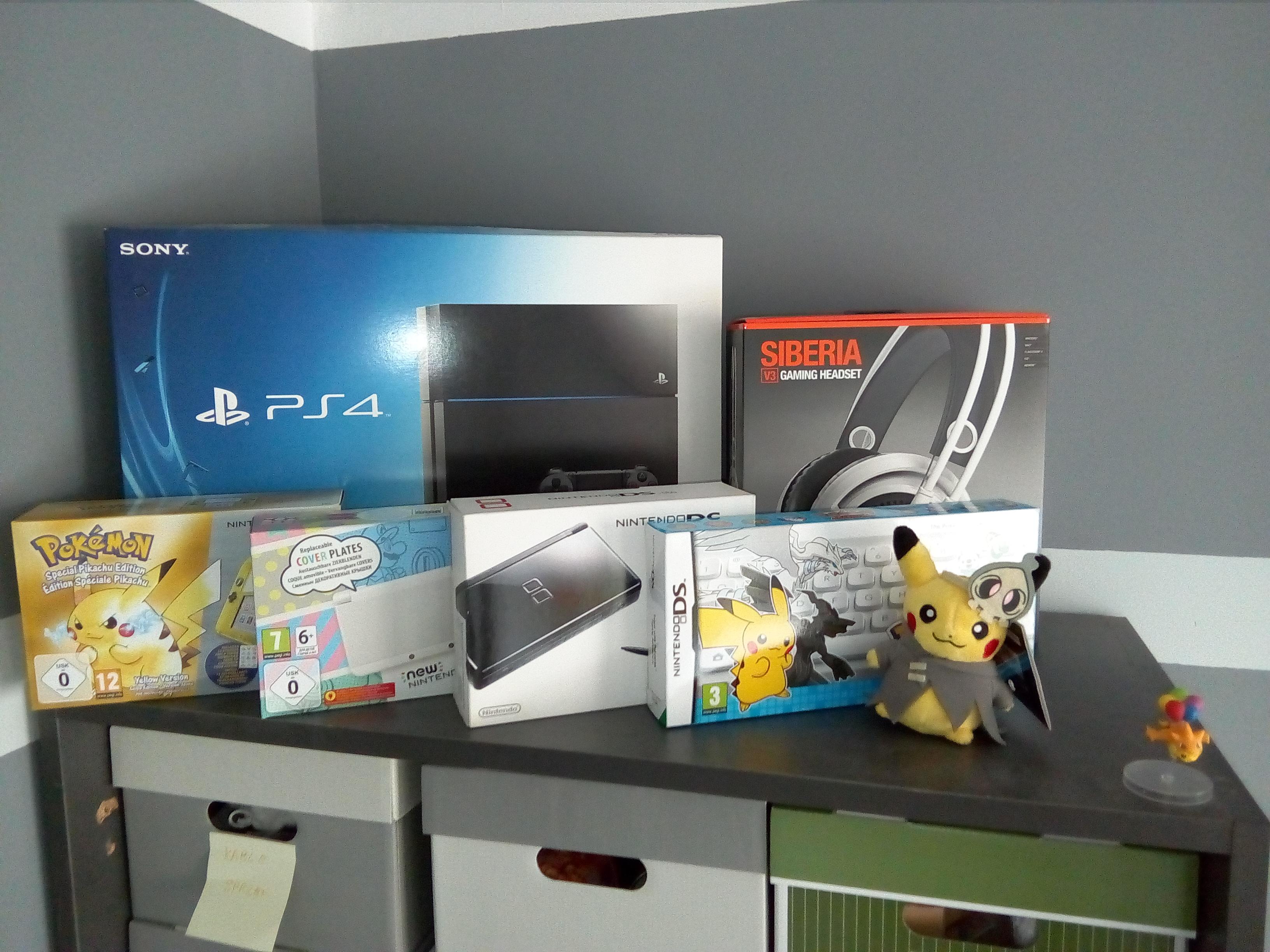 Moja kolekcja Nintendo