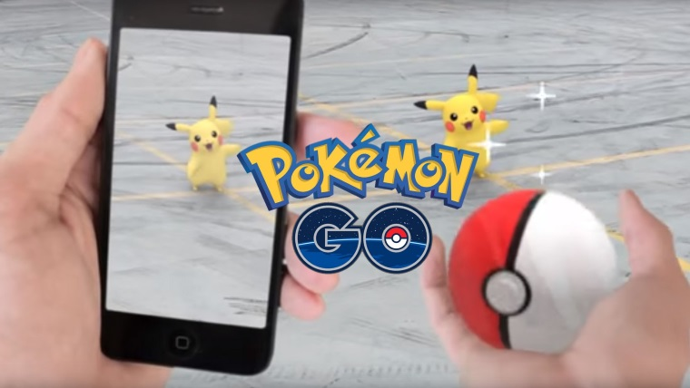 Nagrody za zdobyte poziomy w Pokemon GO