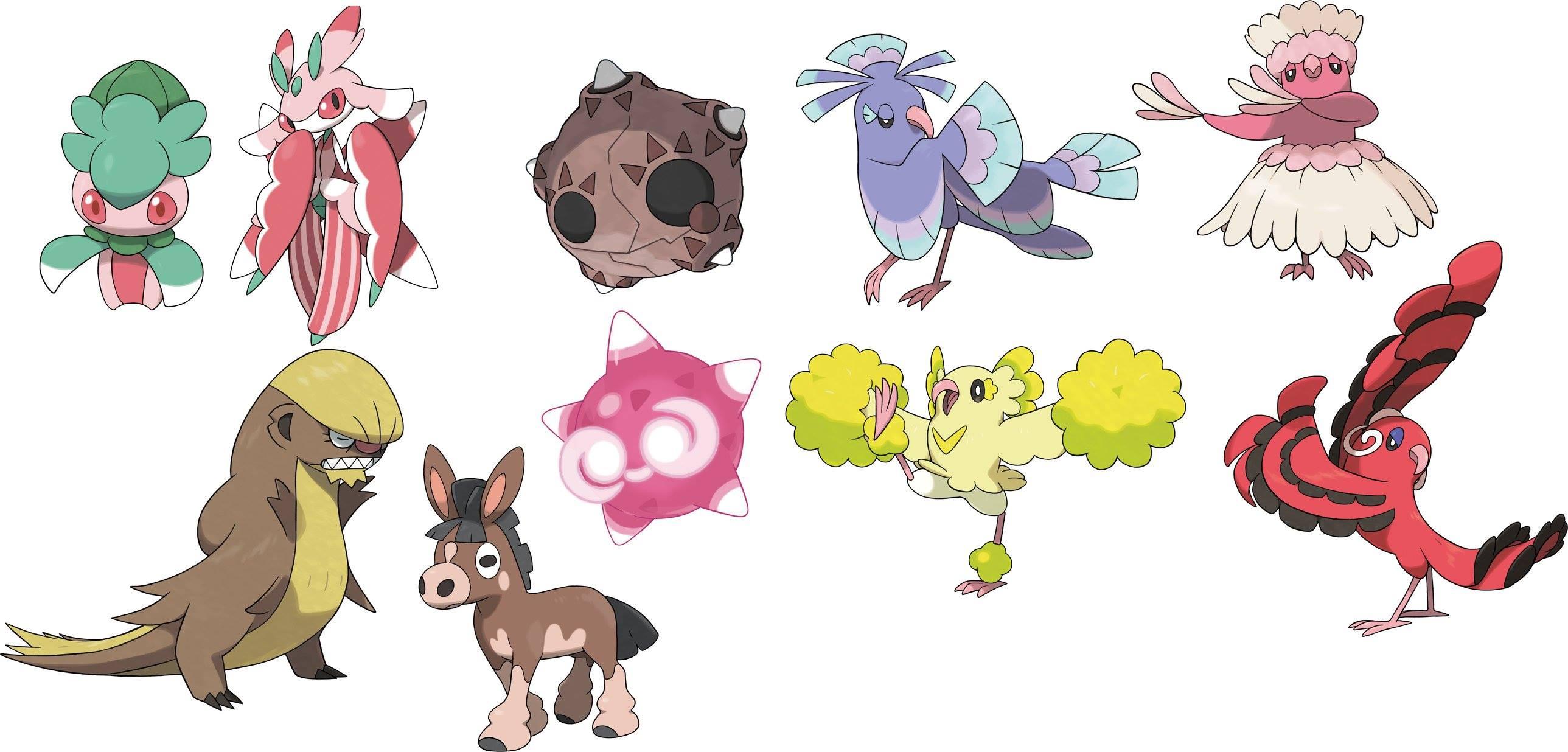 Nowe Pokemony – to idzie w złym kierunku.