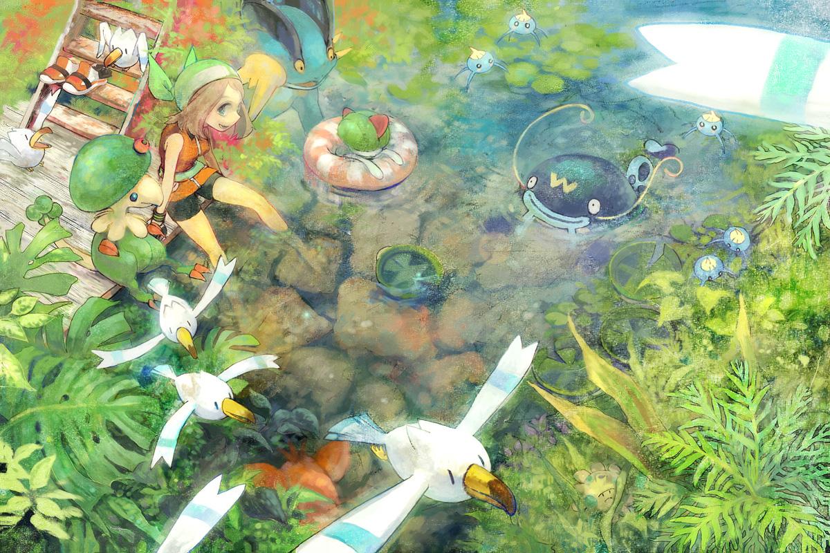 Nowy region Pokemon – Alola. Coś z nim jest nie tak.
