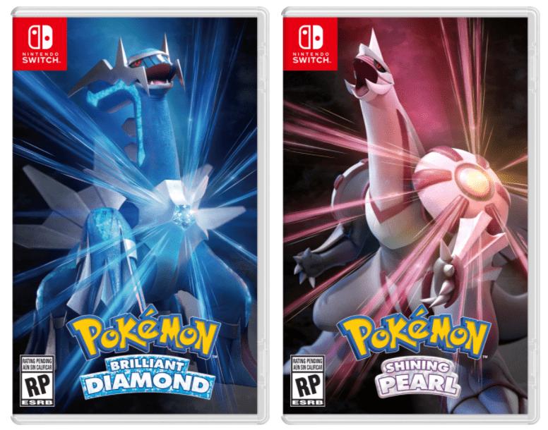 19 listopada zagramy w remake Diamentu i Perły!   WAW Pokemon