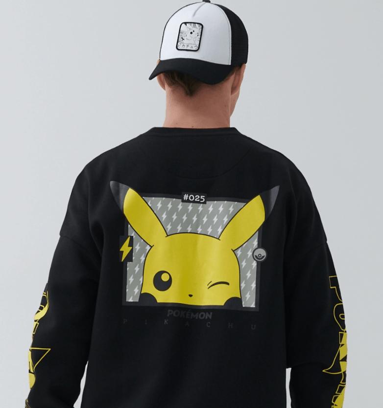 Pokemonowe ciuchy w House! Ubierzesz się w kolory Pikachu?   WAW Pokemon